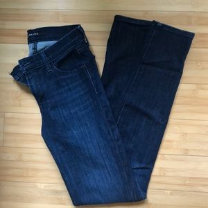 Jbrand Skinny, Mid-Rise jeans